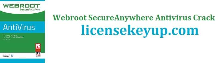 Webroot SecureAnywhere Antivirus Crack + Activation Key [Latest]