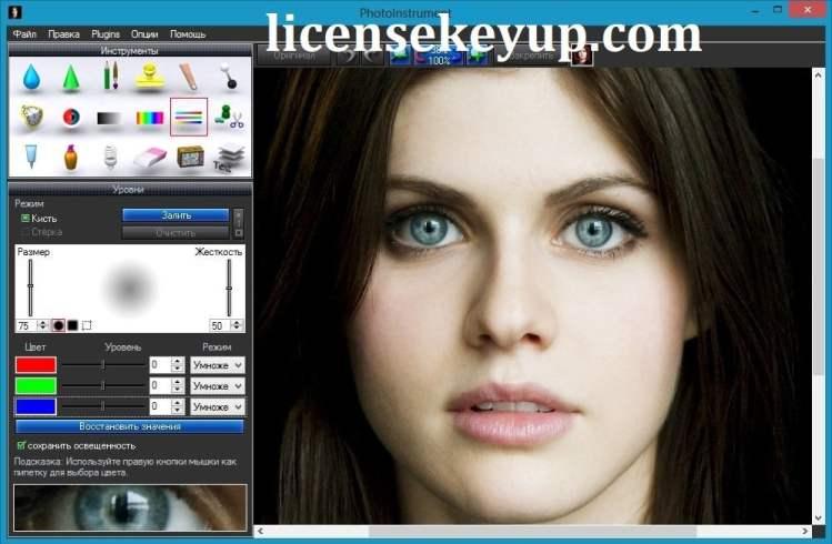 PhotoInstrument 7.8 Crack With Registration Key Free Download