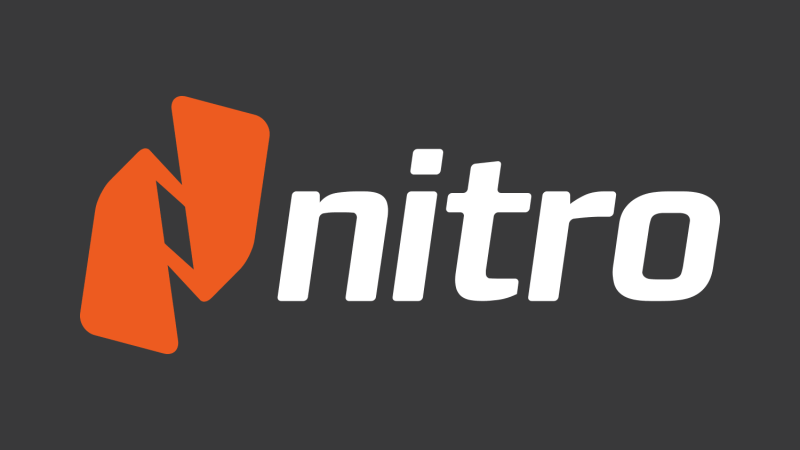 Nitro Pro Crack 13.24.1.467 & Serial Keygen Latest 2020