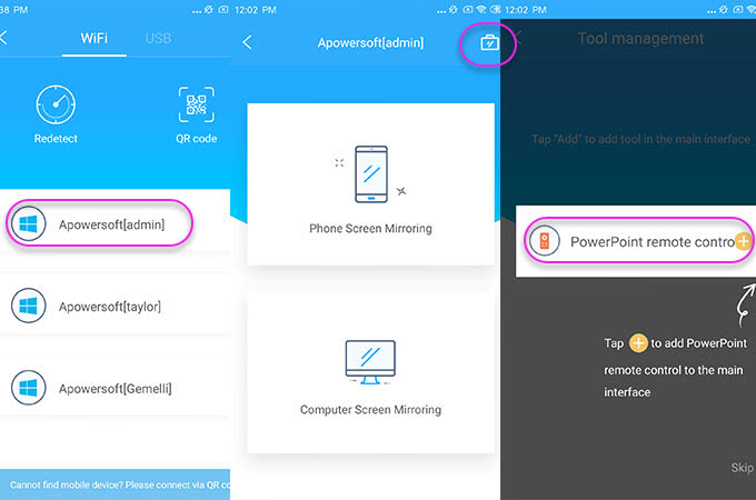 ApowerMirror APK For Android 1.7.46 Crack Download Free