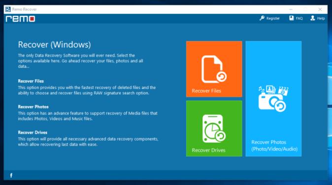 Remo Recover Windows 6.1 Crack + Keygen Free 2022
