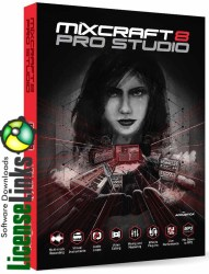 Mixcraft 9 Crack Pro free