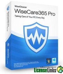 Wise Care 365 Pro 5.4.1 crack