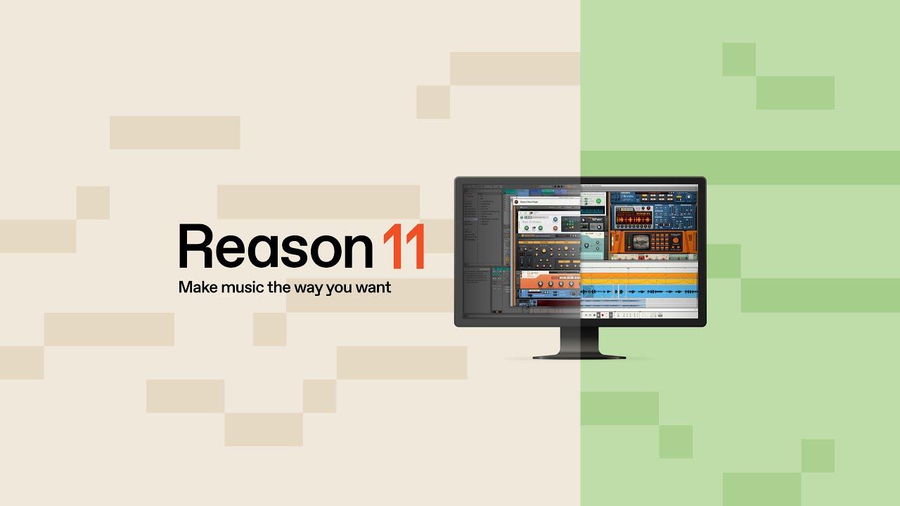 Reason 11 Crack With Keygen [Mac + Windows] Free Download