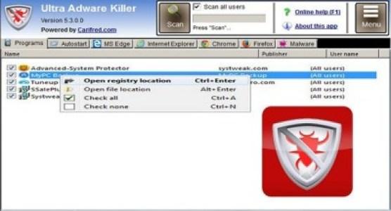 Ultra Adware Killer 7.6.8.0 [ Latest Version ] Full Download