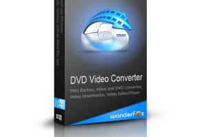 WonderFox DVD Video Converter 18.5 + License Key Full Download