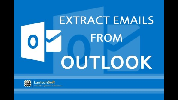 Outlook Email Extractor Crack + Activation Code Download [Latest]