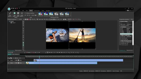 VSDC Video Editor 6.4.7.155 Crack + Serial Key Free Download 2020