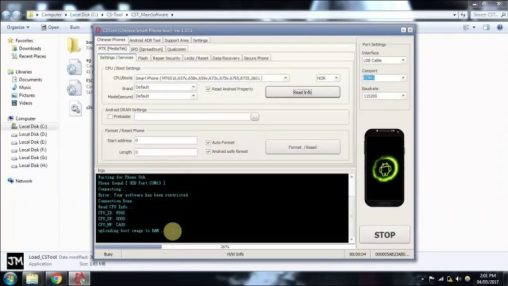 CS Tool Dongle Crack v1.70 + Setup Download (MTK) 2020
