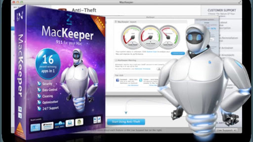 MacKeeper Crack 3.30 & Activation Code Full Latest Download