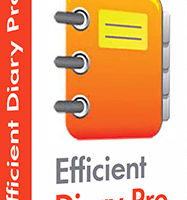 Efficient Diary Pro 5.60 Build 559 Crack with Registration Key 2020