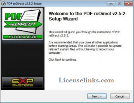 PDF Redirect Pro v2.5.2 Crack with Registration Key Latest Download
