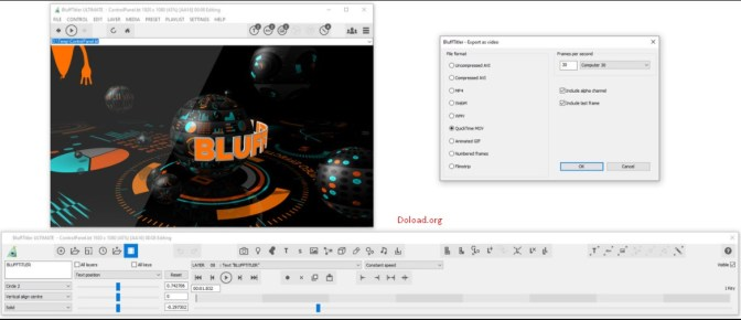 BluffTitler 15.0.0.3 Crack With Serial Key Latest Version [2021]