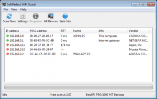 SoftPerfect WiFi Guard 2.1.3 Crack with Activation Key Full 2021