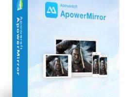 Apowersoft ApowerMirror 1.4.7.16 Crack + Serial Key Latest