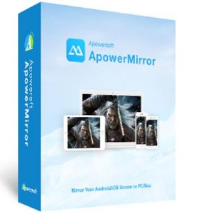 Apowersoft ApowerMirror 1.4.7.16 Crack + Serial Key Latest