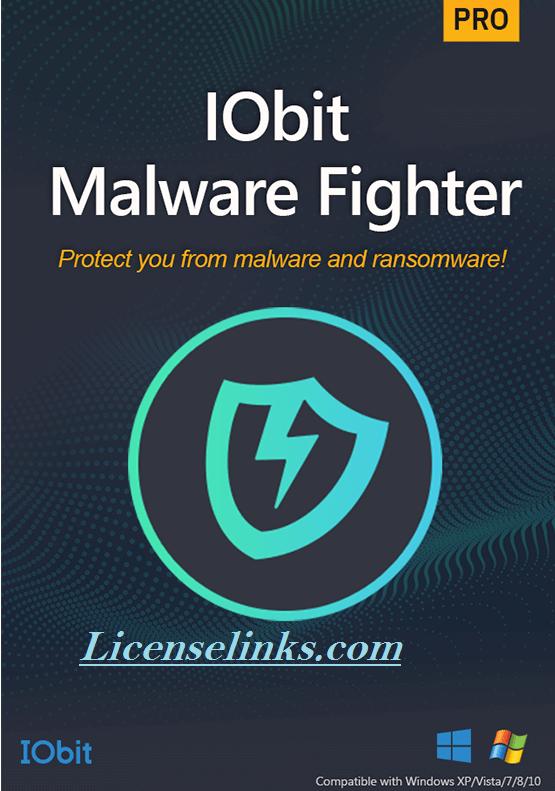 IOBIT Malware Fighter Pro 8.4.0.753 Crack + Key 2021 [Latest]