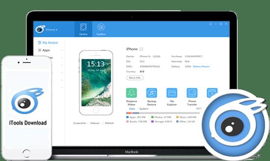 Itools Crack v4.5.0.5 + License Key Free Download [2021]