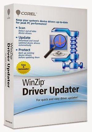WinZip Driver Updater 5.36.0.18 Crack Plus License Key Free Download
