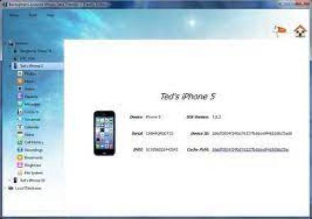 Backuptrans Android iPhone Line Transfer 3.2.117 Crack & License Key