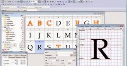 High-Logic FontCreator 13.0.0.2683 Crack & Registration Key [Latest]