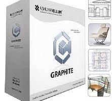 Ashlar-Vellum Graphite Crack