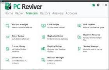ReviverSoft PC Reviver 5.39.1.8 Crack & License Key [2021]
