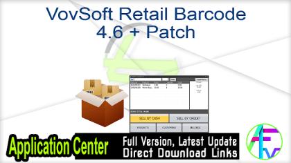 VovSoft-Retail-Barcode-Crack key
