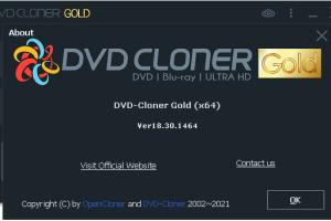 DVD-Cloner Gold Platinum 2021 18.60.14.67 Crack + License Key [Latest]