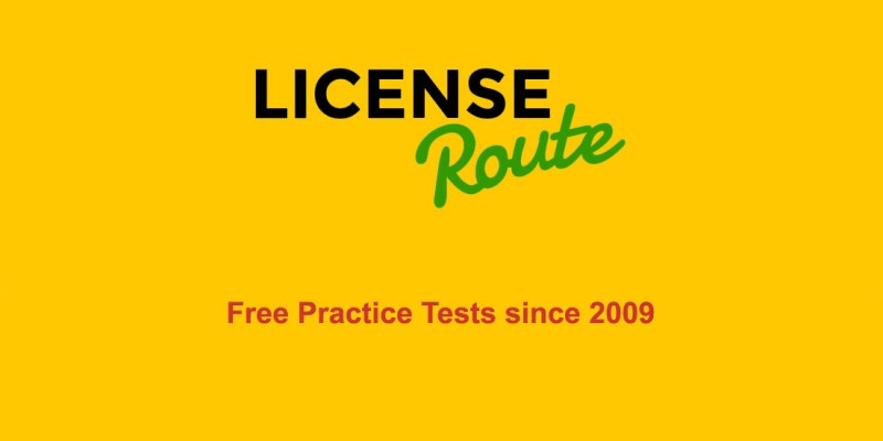 Free practice tests since 2009