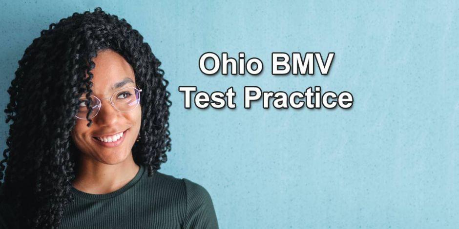 Ohio BMV Test Practice
