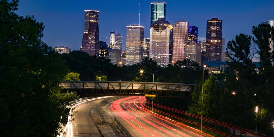 Houston - Photo by Trace Hudson