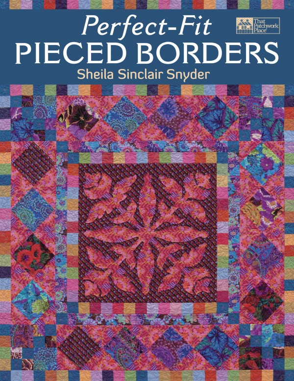 Perfect-Fit Pieced Borders