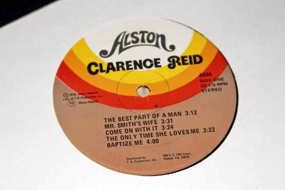 Clarence Reid – Alston Records – 1976