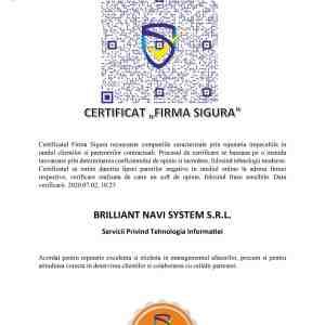 Certificat Firma Sigura