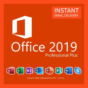 Office 2019 Asociere cont microsoft