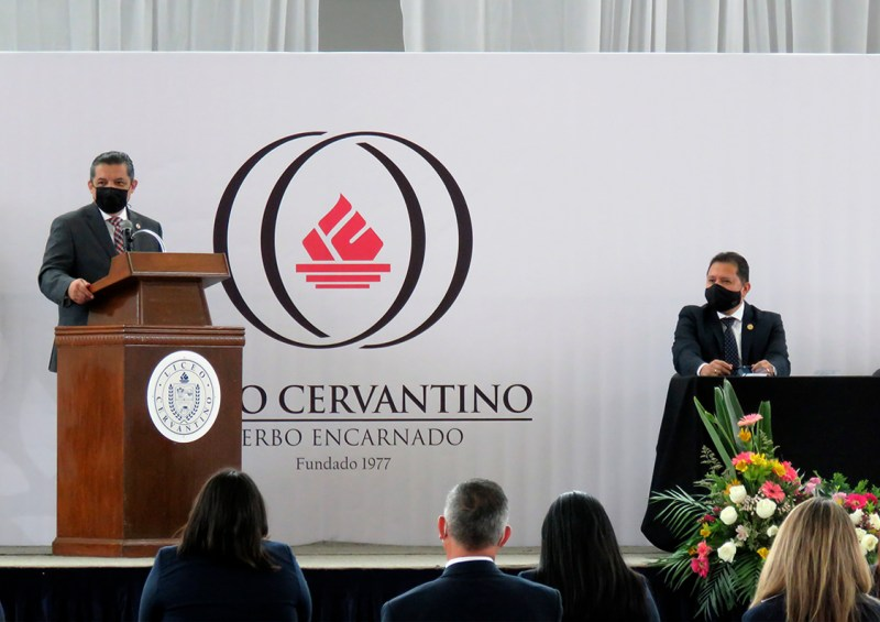 Presidente del Consejo Directivo, José Antonio López Verver y Vargas.