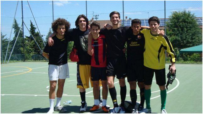 la_squadra_di_calcio_a_5_vincitrice_del_torneo_scolastico 2012-13