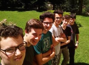 LiceoRosmini_squadraFLL
