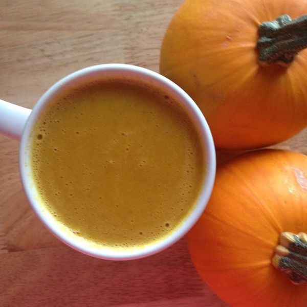 Pumpkin Spiced Latte (AIP/Paleo/Sugar-Free/Low Fodmap)