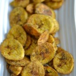 Dill Pickle Plantain Chips (AIP/Paleo/Sugar Free)