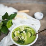 Green Breakfast Soup (AIP/Paleo/Sugar Free) and a Book Review!