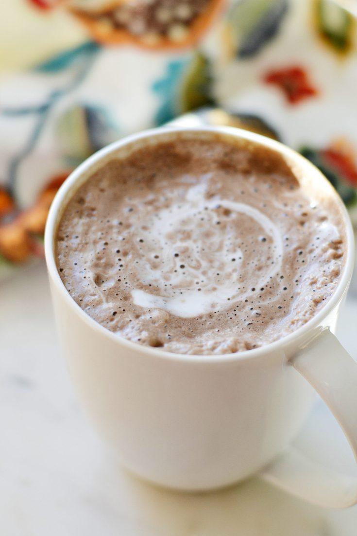 Hot Chocolate (AIP/Paleo)