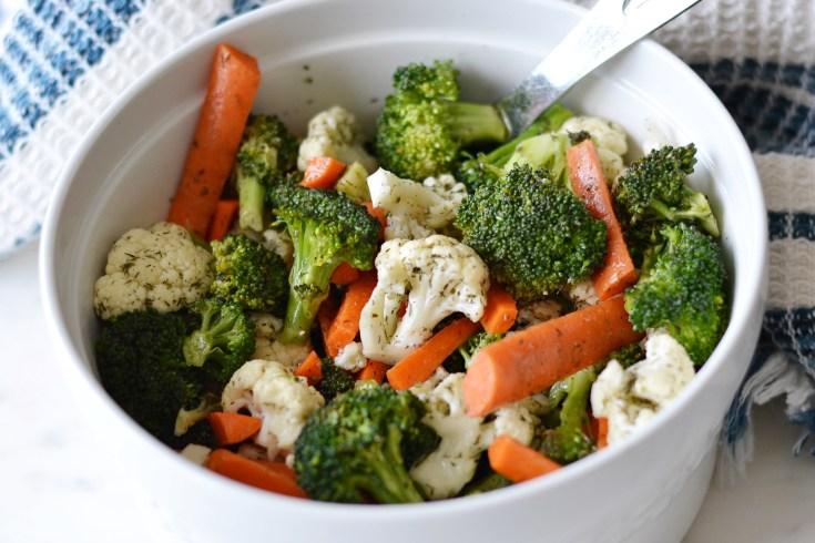 Marinated Vegetable Salad (AIP/Paleo)