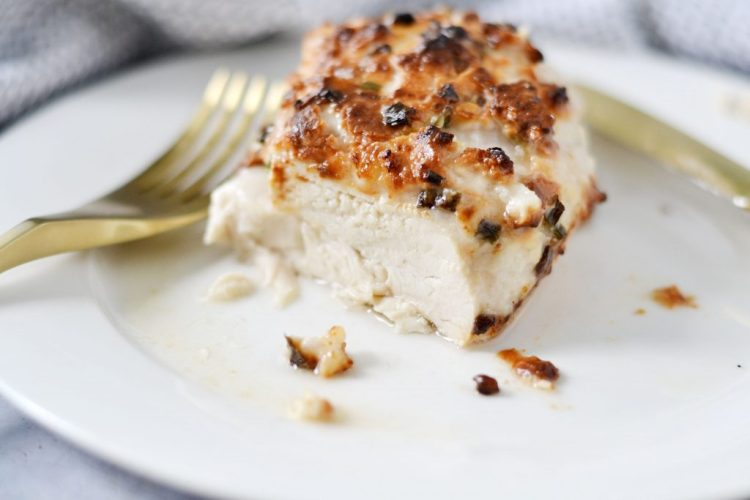 Coconut Buter Chive Chicken (AIP/Paleo/Whole30/Keto))