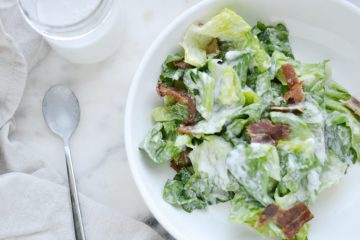 AIP Ceasar Salad