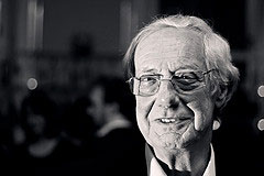 Barry Norman. Picture: Stuart Crawford