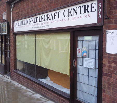 Lichfield Needlecraft Centre