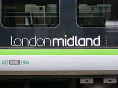 Londond Midland train. Pic: Ben Coulson