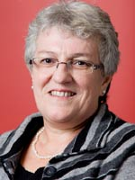 Cllr Sue Woodward